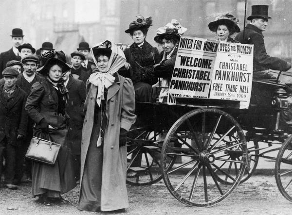Las Suffragettes: El movimiento por el voto femenino en Gran Bretaña ...